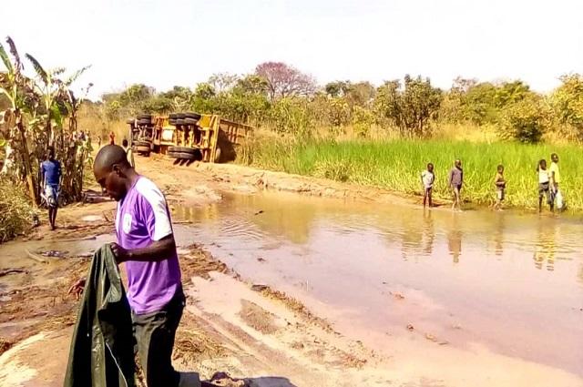 Route Kolwezi- Dilolo : le casse-tête du Lualaba
