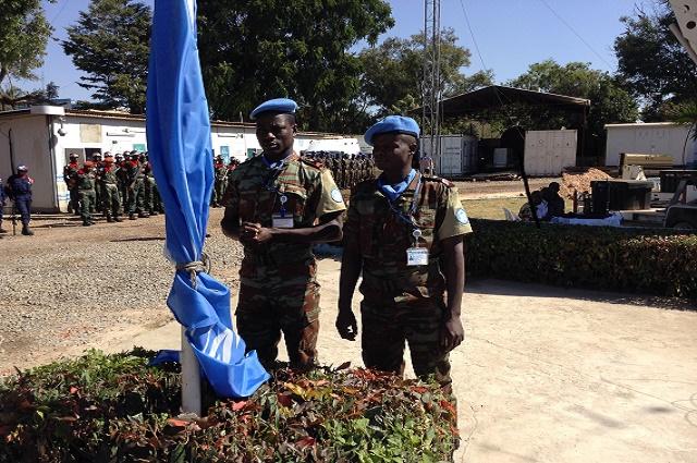 La Force des Polices Unifiée  remplacera bientôt le contingent Béninois à Lubumbashi