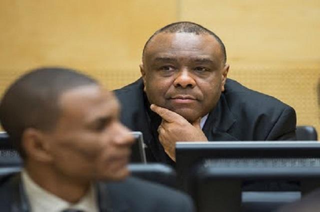 RDC : La Belgique accepte d'accueillir Jean-Pierre Bemba