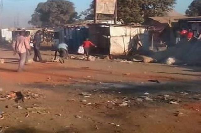Lubumbashi: les habitants du quartier gbadolite, dénoncent les représailles de la police après le meurtre d'un policier