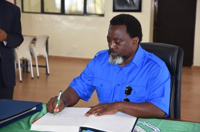 RDC : discours de Joseph Kabila, une occasion pour fixer l'opinion sur un troisième mandat ?