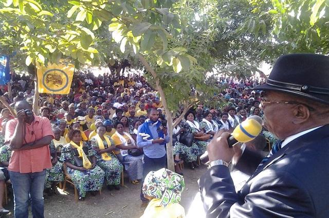 Lubumbashi: Kyungu Wa kumwanza lance une pétition contre les poursuites judiciaires de Moïse Katumbi