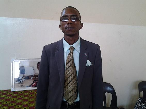 « Tout ce que vous faites sans l'enfant est contre l'enfant ». Lucien Mbuyu, président du REIPE