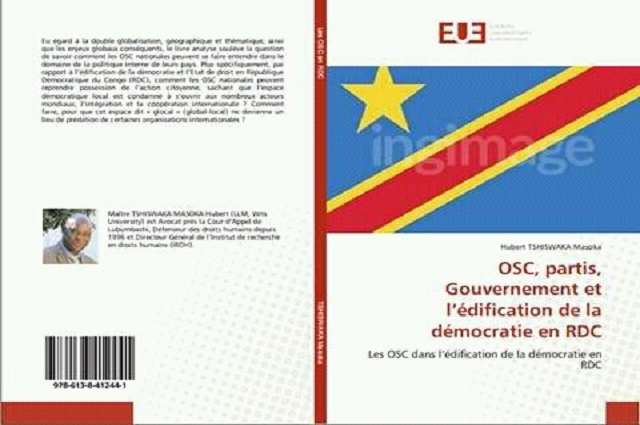 RDC : la Société Civile  complice du chaos en RDC