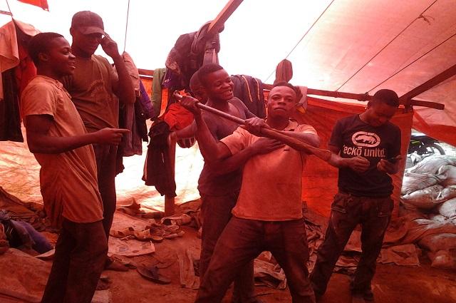 Haut-Katanga : la situation dans la carrière de Kibolwe, le silence des autorités inquiète