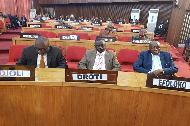 RDC: le projet  de loi sur  la protection du défenseur des droits humains sera traitée au Parlement ce mardi 12 juin