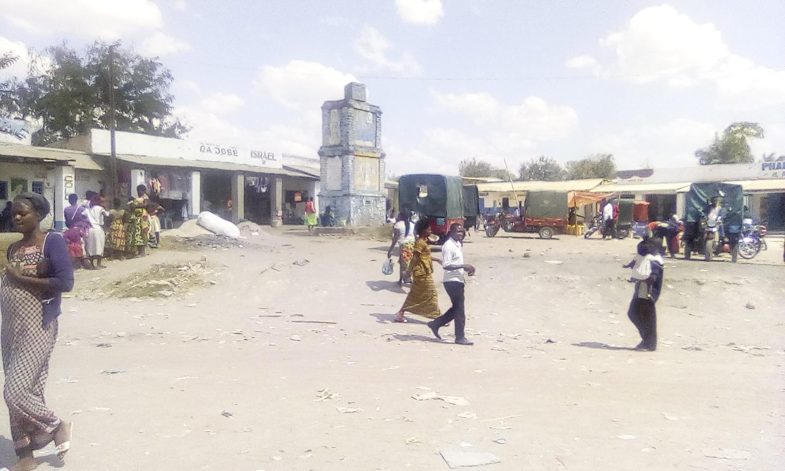 Dilolo : une cité sans electricité sans eau potable