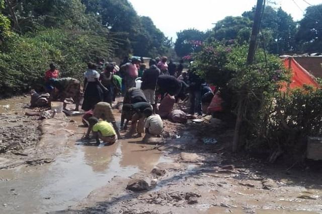 Kolwezi : Kasulo 2 , l'urgence d'une délocalisation