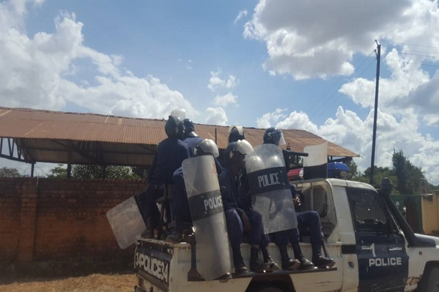Kamina: la police disperse une marche des habitants qui exigent d'élire un gouverneur responsable
