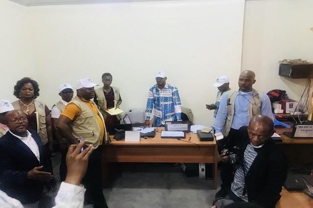 RDC:Cloture de l'opération de réception et traitement des candidatures a la provinciale