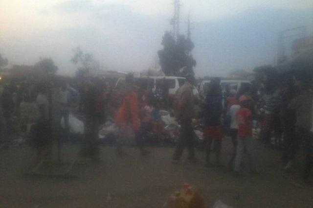 Lubumbashi :  les habitants de la cellule Basembe au quartier gbadolite déménagent à cause de l'insécurité