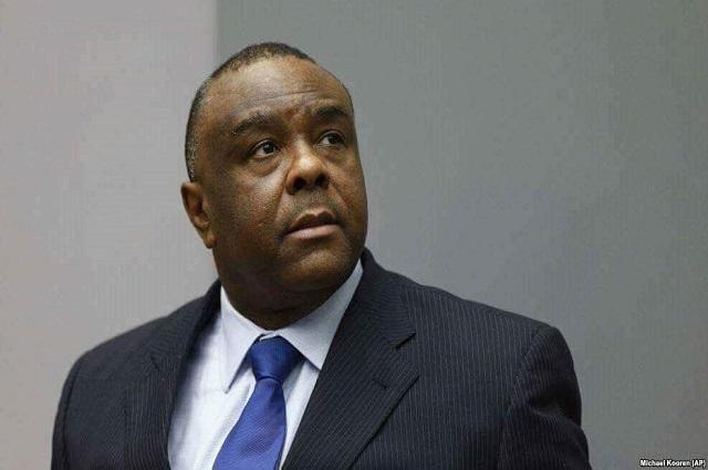 RDC : Jean pierre Bemba condamné à 12 mois de prison et à une amende de 300 mille euros