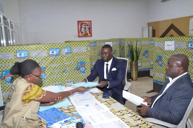Présidentielle RDC : une première candidature enregistrée