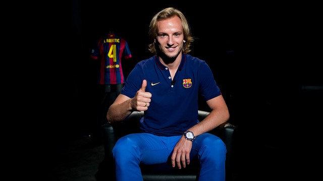 Mercato – FC Barcelone: Ivan Rakitic choisit de prolonger son contrat.