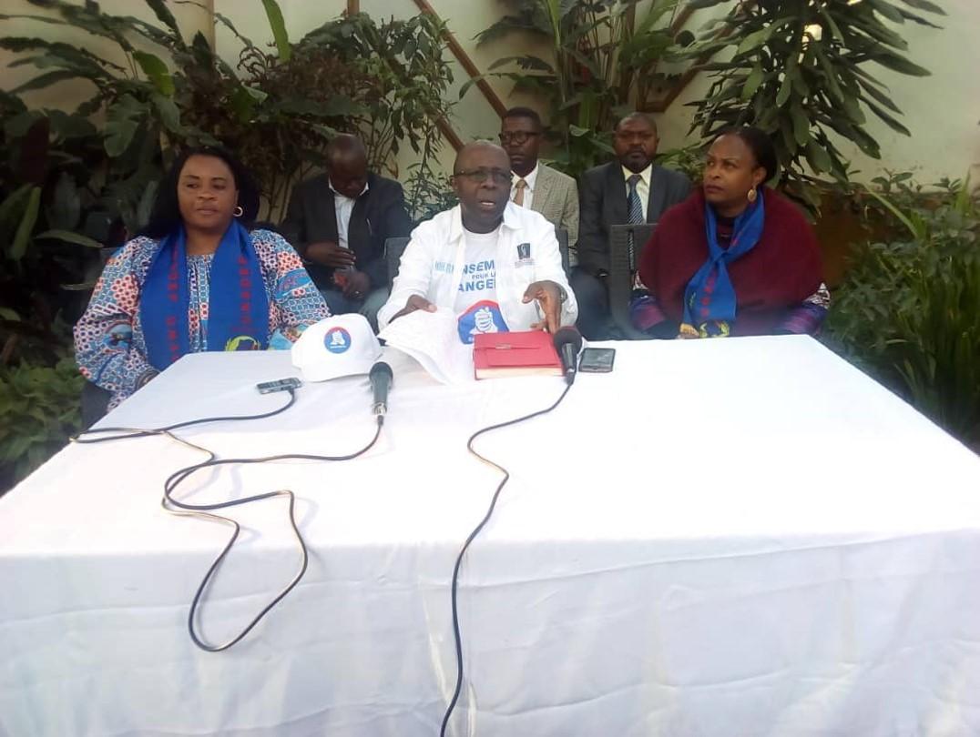 Elections en RDC: L'UNADEF insiste pour un vote manuel pour garantir le secret du vote et éviter la fraude