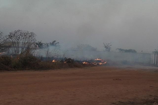 Haut-Lomami: un feu de brousse fait 7 morts