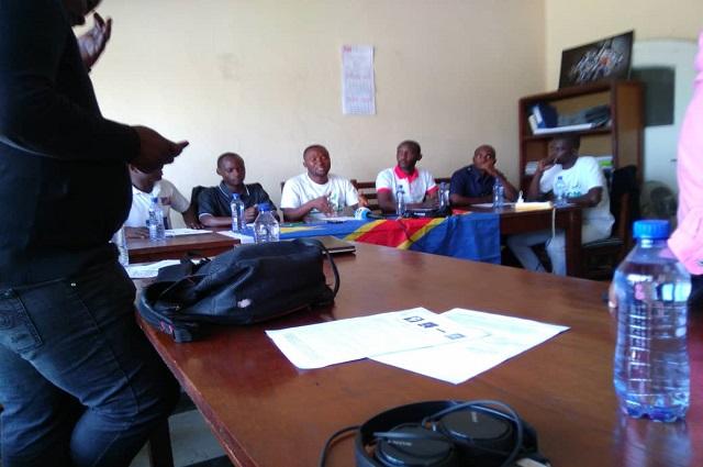 Lubumbashi : 5 mouvements citoyens  invitent à des actions pour sauver le processus électoral