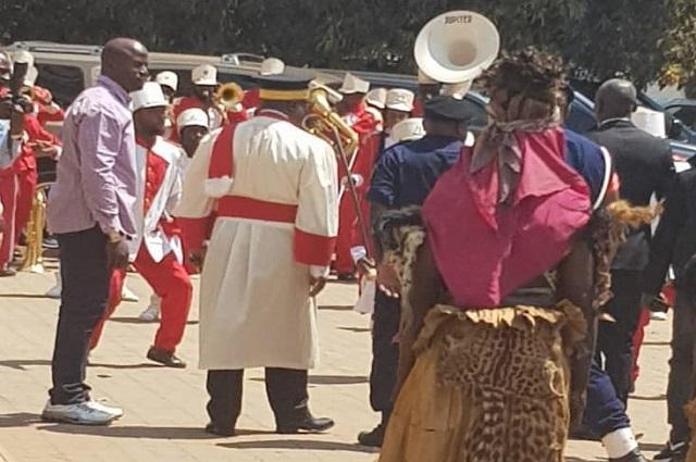 Lubumbashi : renouvellement des serments à la cours d'Appel et Parquet Général