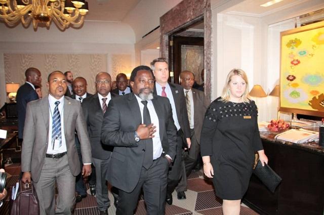 RDC: le Chef de l'Etat s'exprimera du haut de la tribune des nations unis ce mardi 25 septembre