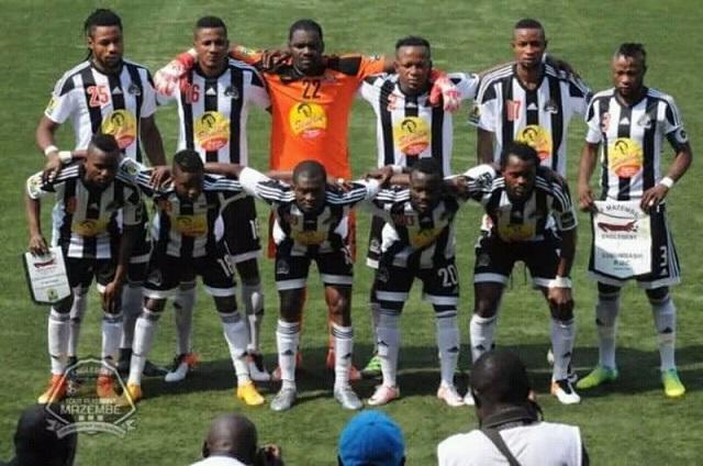 Lubumbashi: Mazembe s'écroule dans son temple face à Primeiro de Agosto d'Angola 1-1