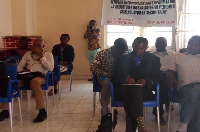 Lubumbashi: les journalistes ont désormais un avocat