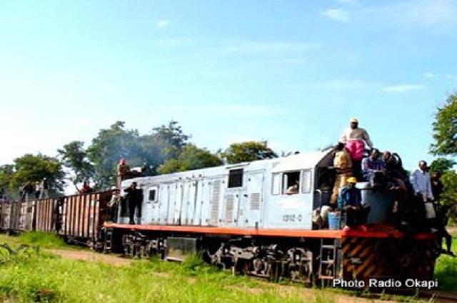 Lubumbashi-SNCC : des voyageurs dénoncent la complicité des agents dans l'embarquement illicite  des passagers  dans les trains pour marchandises