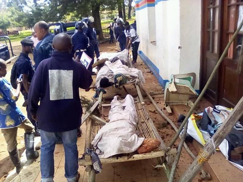 Nord Kivu: les tueries plongent la ville de  Beni sous les larmes