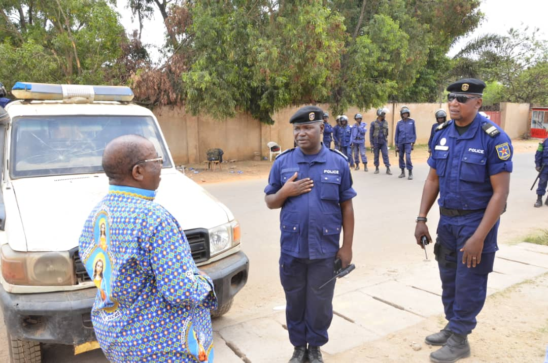 RDC: Kyungu impatient de l'invitation de la Mairie pour des explications sur la restriction du meeting autorisé dans un commun accord
