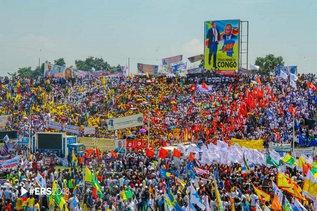 RDC : meeting FCC, 4 ONG dénoncent l'utilisation des moyens de l'État