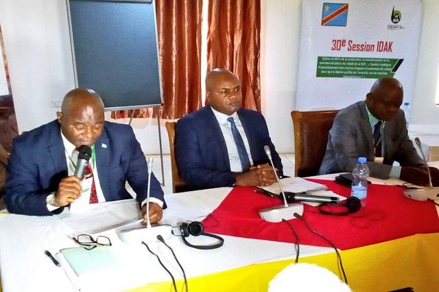 Kolwezi : 30 ém session d'IDAK , une matérialisation d'une recommandation de la 3 ém conférence minière