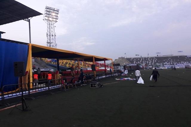 RDC : le FCC en meeting ce samedi au stade Tata Raphaël