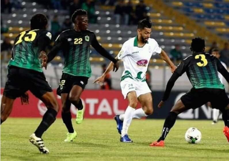 As Vita club torturé  au Maroc 3-0 par Raja Casablanca