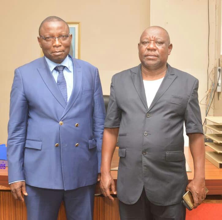 Lubumbashi: Kya Floribert nouveau secrétaire général administratif de l'UNILU