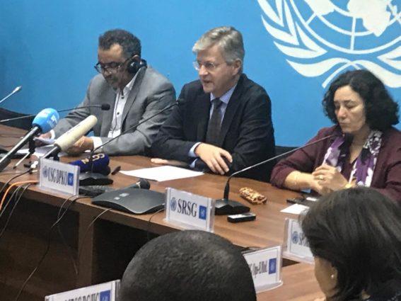 RDC-Vérité des urnes: JP la croix a répondu à Martin Fyulu