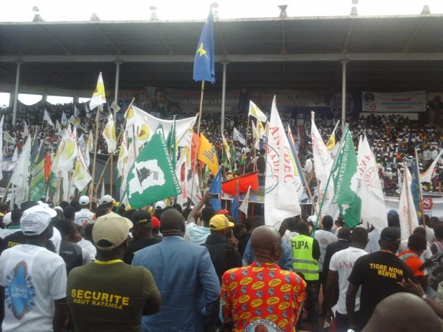 RDC-Kinshasa: L'interdiction du meeting des candidats président ACAJ  denonce la violation de la loi.