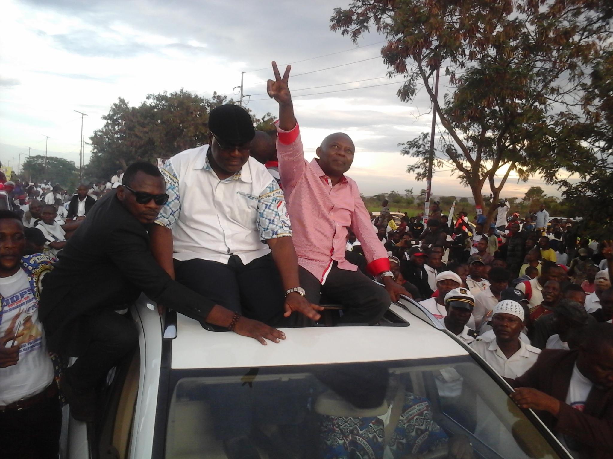 RDC-Lubumbashi « Après les 5 ans de Felix c'est moi qui prendrai les autre 5 ans » Vital Kamerhe