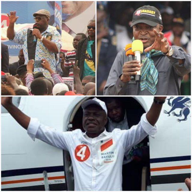 RDC : Kimbuta suspend la campagne électorale des candidats Président