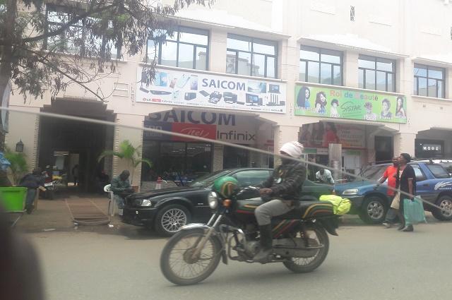 Lubumbashi:pas de ville morte
