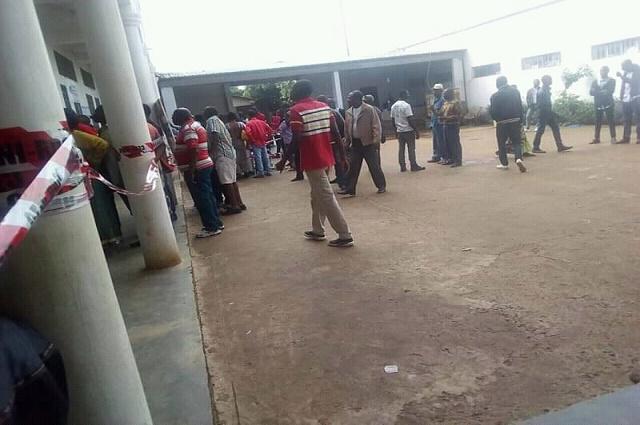 Lubumbashi: certains bureaux de vote ont du mal a fonctionner