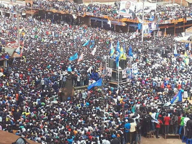 FAYULU – TSHISEKEDI: une bataille sans merci à l'est de la RDC