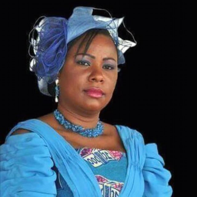 RDC-Campagne Electorale: Olive Lembe au secours de Shadary
