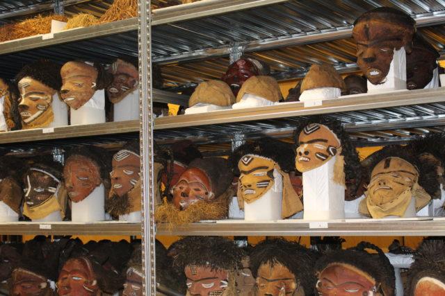 RDC: la restitution d'objets d'arts  par la Belgique est une question de souveraineté