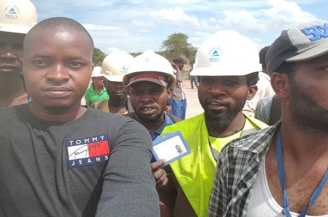 Lualaba: 800 travailleurs d'une Entreprise Chinoise dénoncent des conditions inhumaines de travail