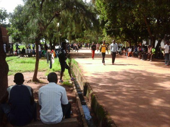 Kamina : Le conseil provincial de securité decide de la liberation des étudiants