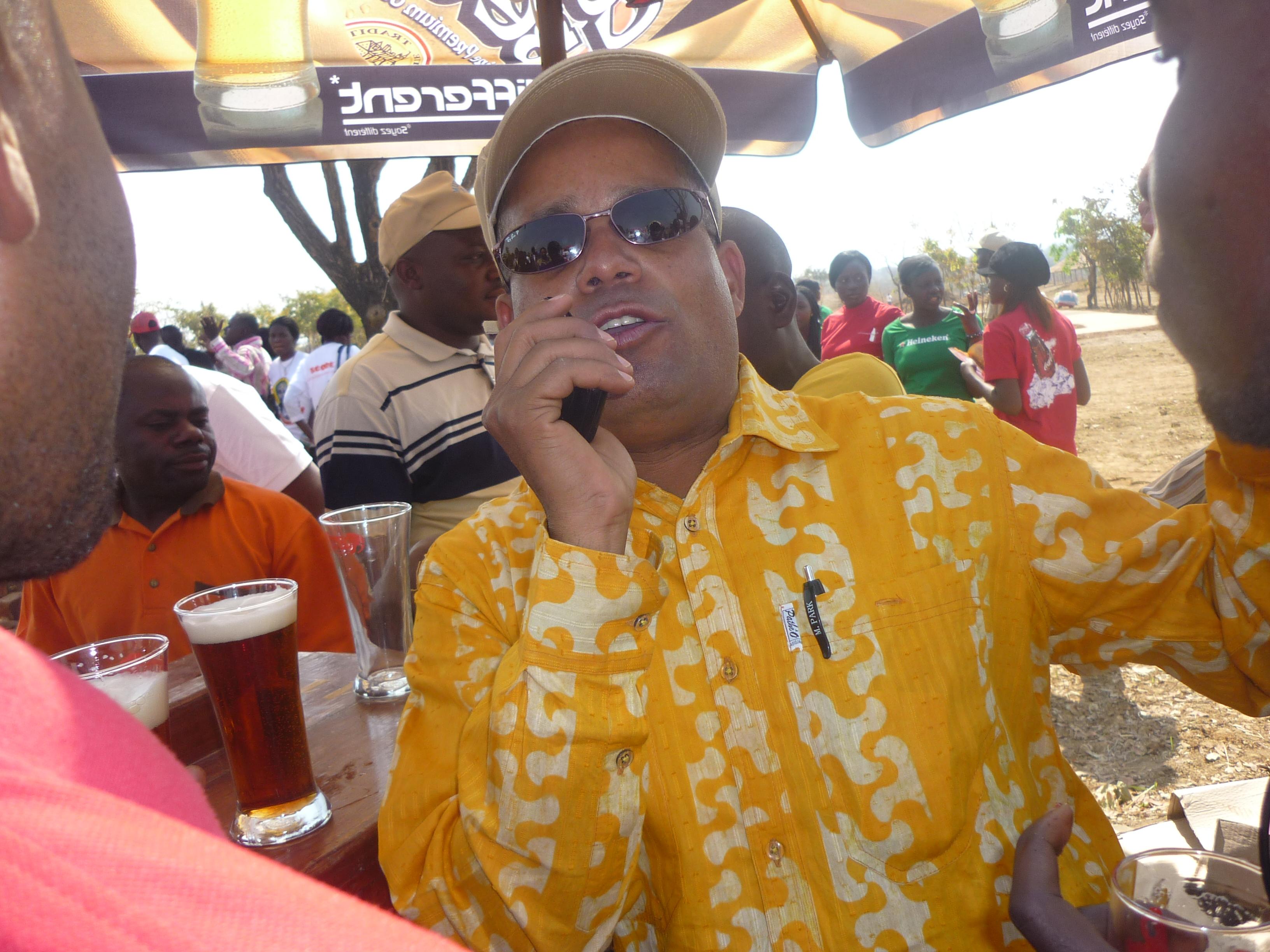 Jean Claude Muyambo enfin libre