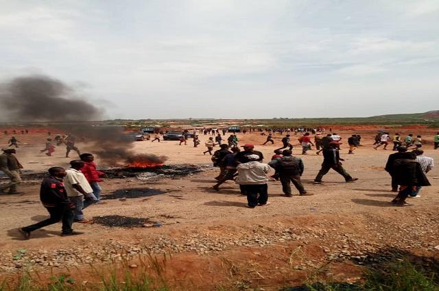 Vives tensions à Kolwezi, les creuseurs artisanaux exigent des Zones d'Exploitation Artisanale viables