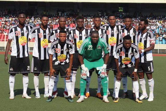 Caf: Le TP Mazembe atomise le Club Africain de tunisie 8-0 et se relance en C1
