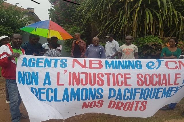Lubumbashi : Violations de droits de travailleurs et détournements des engins de Nb Mining avec la bénédiction de Néhémie Mwilanya (Société Civile)