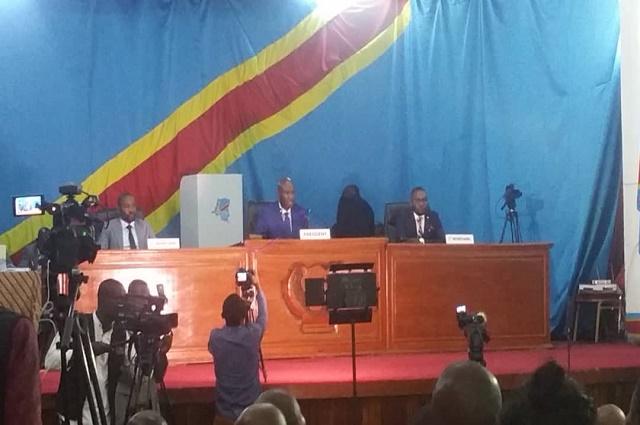 Lualaba: Louis Kamwenyi et Pierrot Mwanza élus président et vice-président de l'assemblée provinciale