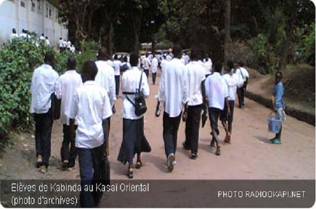 Lubumbashi : rentrée  scolaire, les écoles conventionnées n'ont pas répondu à l'appel